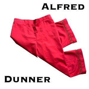 Alfred Dunner Capris Size 8P